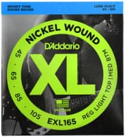 EXL165 - XL Bass Nickel Wound, Long Scale 45-105