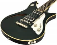 Bild von DUESENBERG Double Cat 12-String Catalina Green