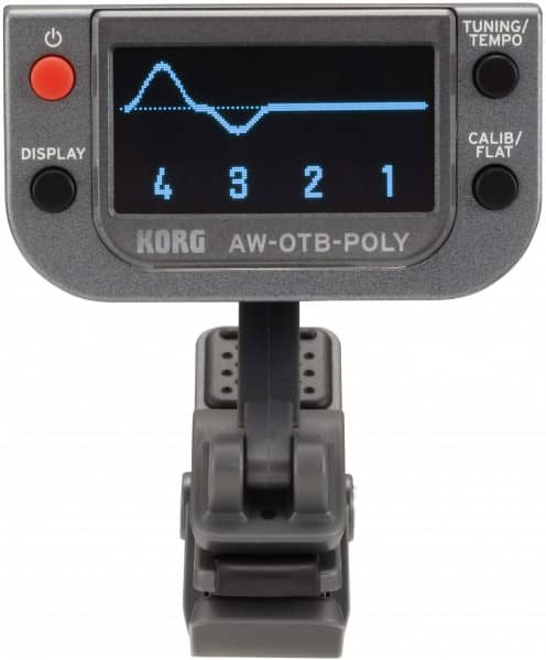 AW-OTB Poly OLED Clip-On Tuner Bass