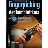 Phil Capone - Fingerpicking - Der Komplettkurs