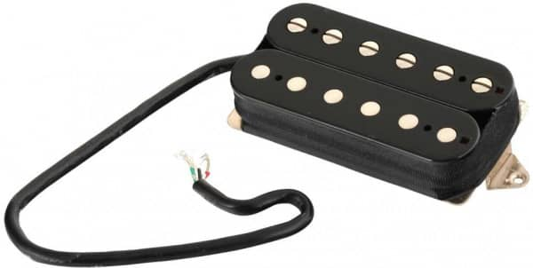 DA-B Humbucker Black Bridge 53 mm