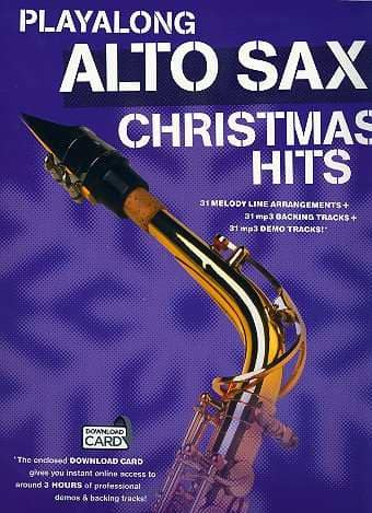 Play-Along - Christmas Hits - Altsaxophon