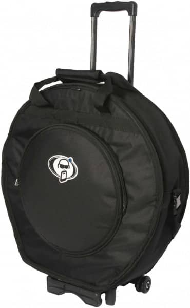 Cymbal Bag Deluxe Trolley - 6021T - 24 Zoll