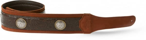 Grand Pacific Strap Brown Leather