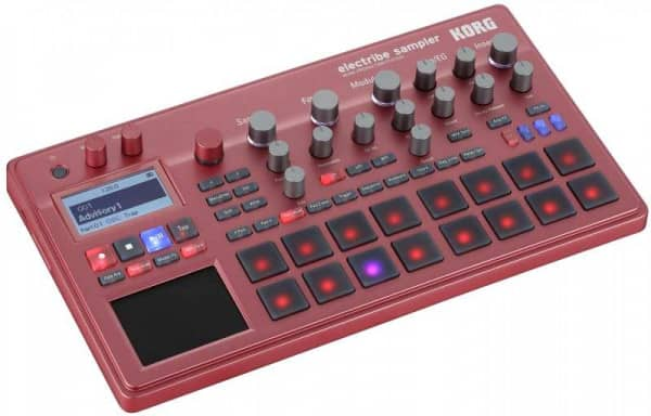 Electribe 2 Sampler - Red