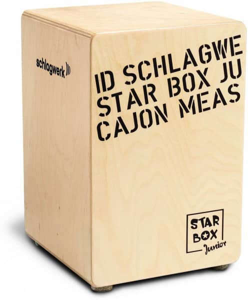 CP 400 SB Cajon Star Box