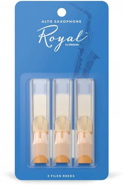 Royal - Alt Saxophone 2,0 - 3er Pack