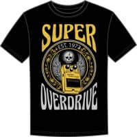 SD-1 CREW T-Shirt Black L