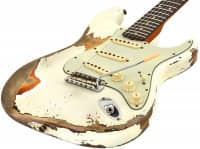 Custom Shop 1960 Stratocaster SUPHVREL AOW over 3TS