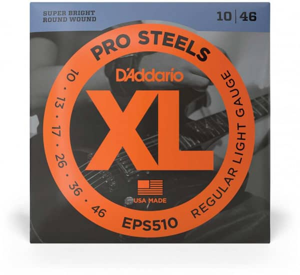 EPS510 - XL Electric Pro Steels 10-46