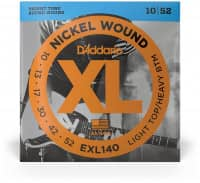 EXL140 - XL Electric Nickel Wound 10-52
