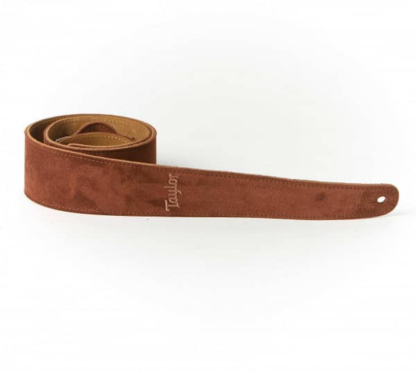 Strap Suede Chocolate Brown