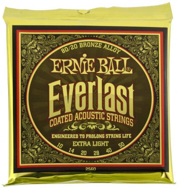 2560 Everlast Bronze Extra Light