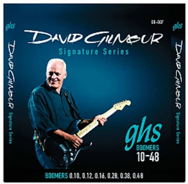 Electric David Gilmour Signature - Blue Set