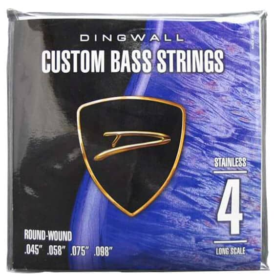 Long Scale 4-String Stainless 045 - 98