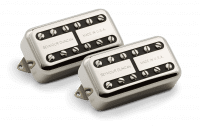 Psyclone Humbucker Pickup Set - Nickel