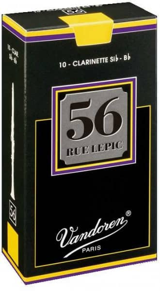 56 Rue Lepic 3,5 Klarinette 10er Pack