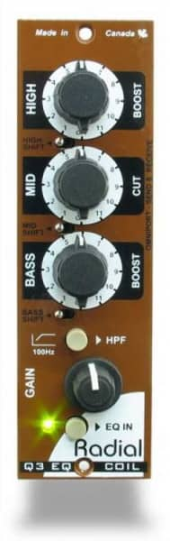 Q3 Coil EQ 500   - SHOWROOM MODELL -