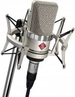 TLM 102 Studio Set Nickel