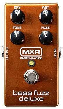 M-84 Bass Fuzz Deluxe