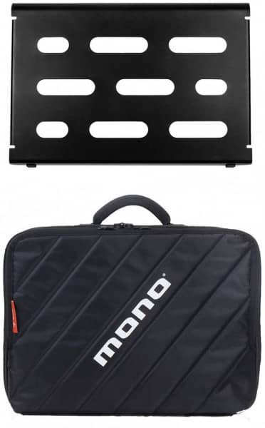 PEDALBOARD SMALL BLK inkl. CLUB V2 Case