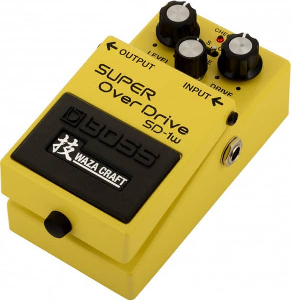 Super Overdrive SD-1w