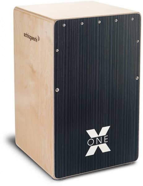 CP 160 Cajon X-One - Hard Coal Stripes