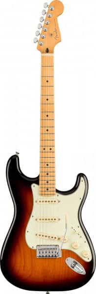 Player Plus Stratocaster MN 3TS