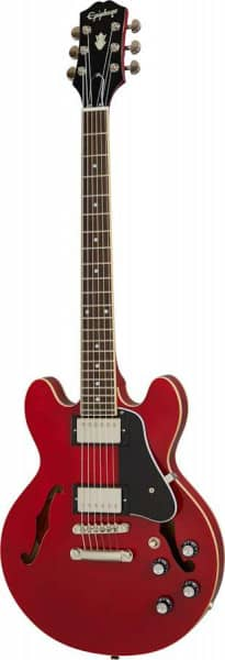 Inspired by Gibson ES-339 Cherry