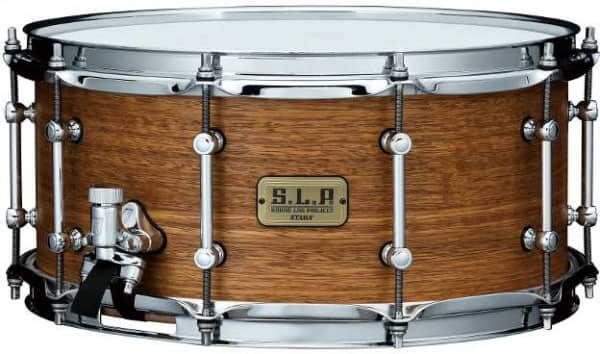 LSG1465-SNG SLP Bold Spotted Gum Snare - 14 x 6,5 Zoll