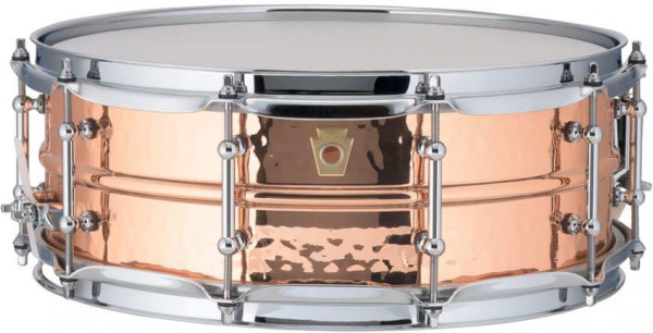 LC660KT Copper Phonic Snare - Hammered Copper Tube - 14 x 05 Zoll