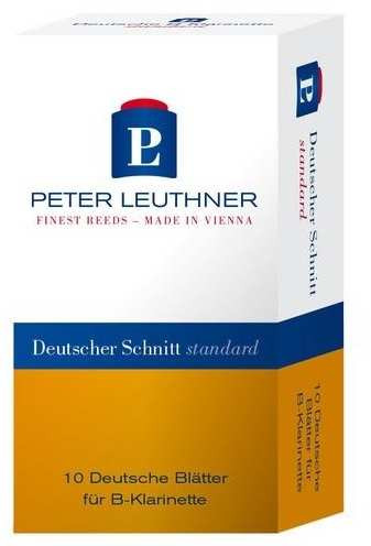 Standard 4,0 B-Klarinette Deutsch 10er Pack