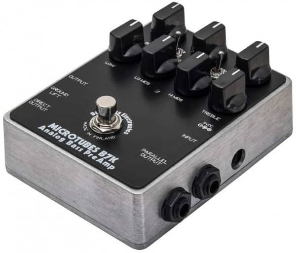Microtubes B7K Bass Overdrive/Preamp
