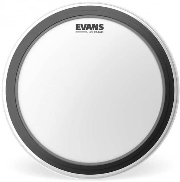 BD20EMADUV - UV EMAD Bassdrum Fell - 20 Zoll - Coated