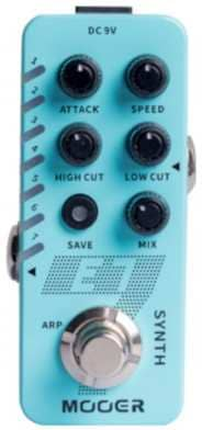 E7 Polyphonic Guitar Synth