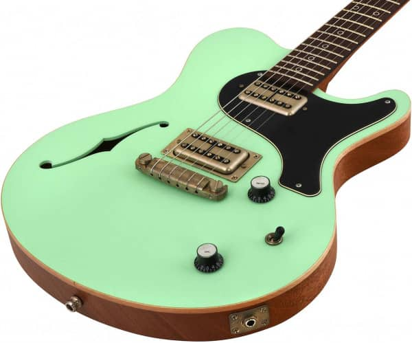 Surfmeister Worn Surf Green