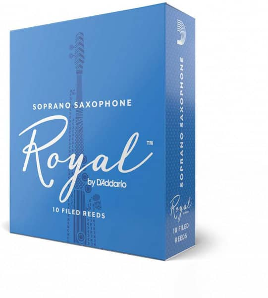 Royal - Sopran Saxophone 1,5 - 10er Pack