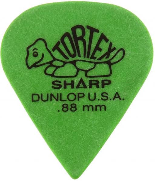 Pick Tortex Sharp 0.88