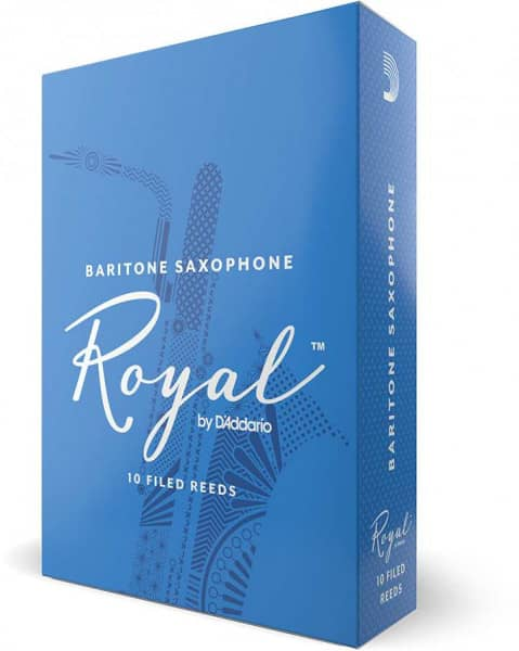 Royal - Bariton Saxophone 3,0 - 10er Pack