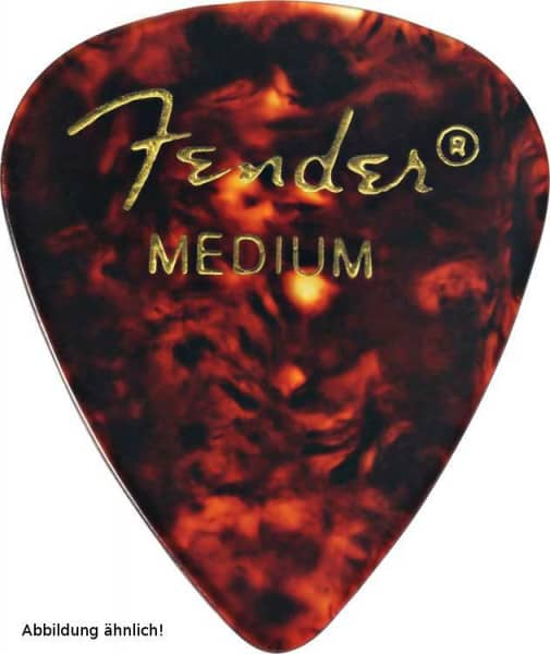 351 Shape Classic Celluloid Pick - Heavy - Shell