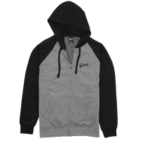 Logo Mens Full-Zip Hoodie - Medium