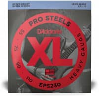 EPS230 - XL Bass Pro Steels, Long Scale 55-110