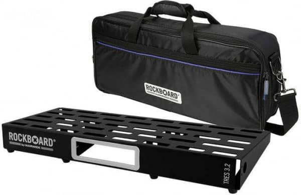 TRES 3.2 Pedalboard with Gig Bag