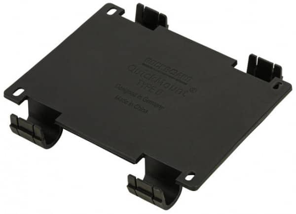 QuickMount Type D - Pedal Mounting Plate For Large Horizontal Pedals