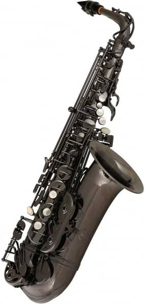 Altsax Black Nickel AS4248BN-GH