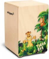 CP 400 Kids Cajon Tiger Box