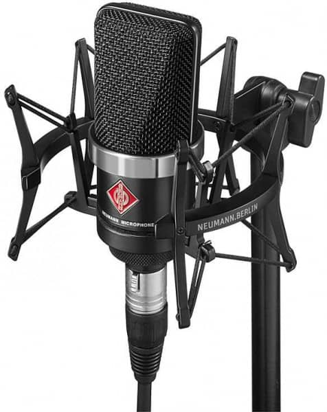 TLM 102 Studio Set Black