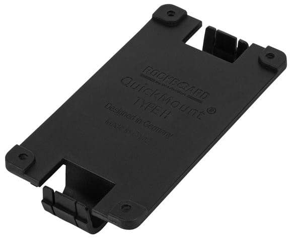 QuickMount Type H - Pedal Mounting Plate For Digitech Compact Pedals