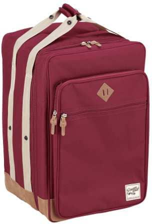 TCB01WR PowerPad Designer Collection Cajon Bag - Wine Red