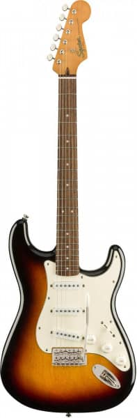 Classic Vibe 60s Stratocaster IRL 3TS